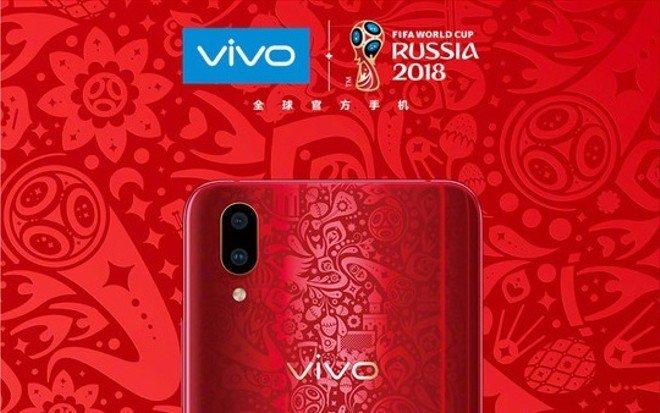 Il Vivo X21 lanciato appositamente per Russia 2018