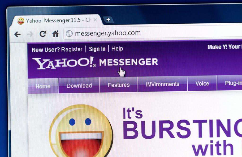 17 luglio 2018, ultimo giorno di Yahoo Messenger