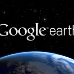 Foto logo Google Earth